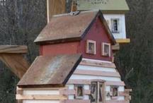Birdhouses 3