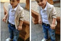 Kids  style...