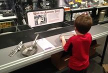 LTM's Favorite Museum Exhibits for Kids / Our favorite museums and exhibits.