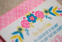 Storybook Party / by Abbey Malcolm Letterpress + Design