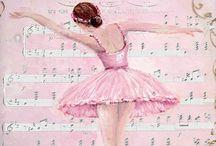 Balet,taniec