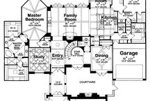 Floor Plans / by Kaitlin Renner