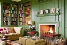 Favourite house  decorating ideas