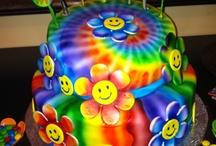 Airbrush Cake - Dorty