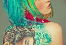 Tattoo, piercing, hair etc.
