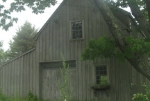 Old Barns / by Janet Henze
