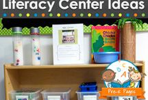 Kindergarten Ideas / by Hannah Hyde