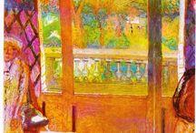 Fauvismo / Movimento Pictórica que resulta da alteração drástica das cores (fauce = fera)