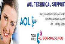AOL Mail Technical Support Number