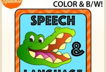 Materials for MANY speech and Language targets