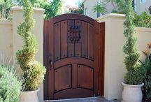 Puerta vero