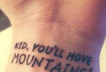 Minimal Tattoos / Μινιμαλιστικά τατουάζ για μινιμαλιστικούς τύπος.. Εε;