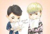 kpop~ got7 (fanart)