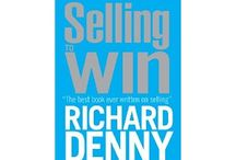 Sales Books / List of all the books to do with sales and selling so I can read them!