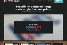 Colour Run ideas / Website design ideas