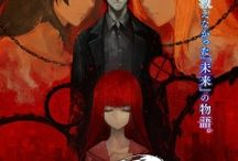 Some anime/manga/light novel stuff