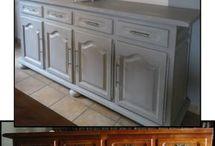 mutfak boyama