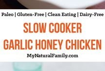 Crockpot    Gluten Free Dairy Free / Gluten free dairy free crockpot recipes and slow cooker recipes. Easy, healthy recipes for busy moms and families.Great for meal prep and menu planning.