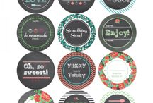 Jar Labels + tags