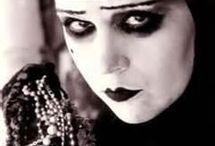 silent film beauties