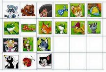 Fejlesztő feladatok 2 / Források: Работа с деца със СОП