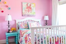 Baby girls bedroom ideas