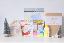 NOV 16 - Box BABY 0-36 mois Tiniloo Parents