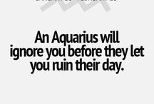 Aquarius stuff. If it fits why not go with it right?
