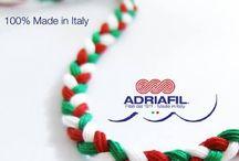 DNA Adriafil / Tutto quello che ci rappresenta. #adriafil #madeinitaly #qualità #tradizione #tendenza