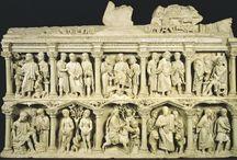 Skulptur Byzanz/frühes Chirstentum