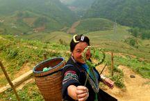 Vietnam / North to South journey through Vietnam