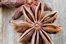 Anise, cinnamon, coffee..
