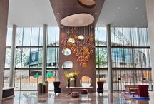 Bespoke Lighting projects / Various images of bespoke projects from Rothschild & Bickers