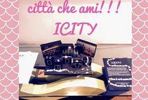 ICITY / Il braccialetto Della città che ami