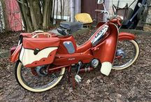 Brommer/Scooter