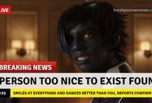 X-men <3