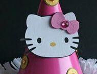 Hello Kitty / by Julia Brice-Calhoun