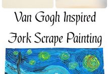Art for Kids: van Gogh