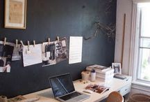 Work Space / by Shirl Heyman