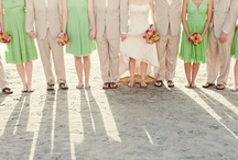 wedding- bridesmaids' dresses