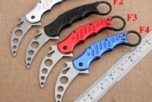 Karambit training knifes