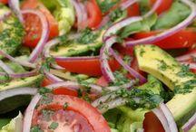 • Vegtable recipes / Vegetables