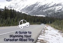 Ultimate Canadian Road Trip