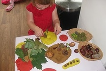 "Fall....Playdough, Cloud Dough, Slime & Other Sensory ""Recipes"" / by Carla M."