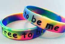 For Schools / Custom silicone wristbands for schools.