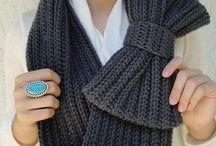 Haken winter meisjes / crochet winter girls