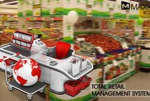 Total Retail Management System / Control and grow your business on one comprehensive solution. • Manage your purchases • Do not lose sight of stocks in transit....http://maxxerp.blogspot.in/2013/12/total-retail-management-system-control.html