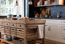 Kitchen / by Karen Gentleman