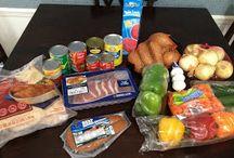 GF: Freezer Meals  / Gluten free meal planning freezer meals deep freeze
