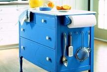 Repurposed Furniture / Ideas for DIY